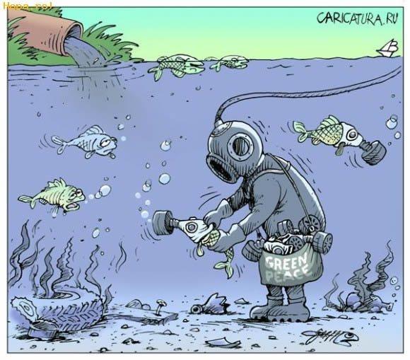Resultado de imagen de naturaleza y contaminacion ambiental